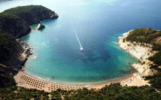 Черногория где лучше отдыхать на море?