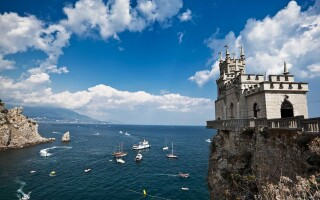 Где лучше отдыхать в Крыму?