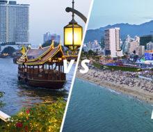 Вьетнам или Таиланд где лучше отдохнуть?