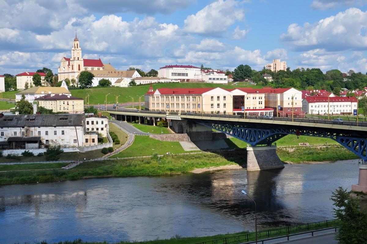 Город Гродно