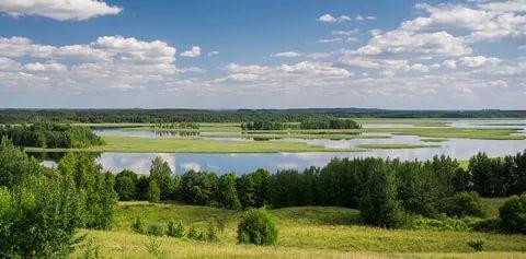 Береславские озера