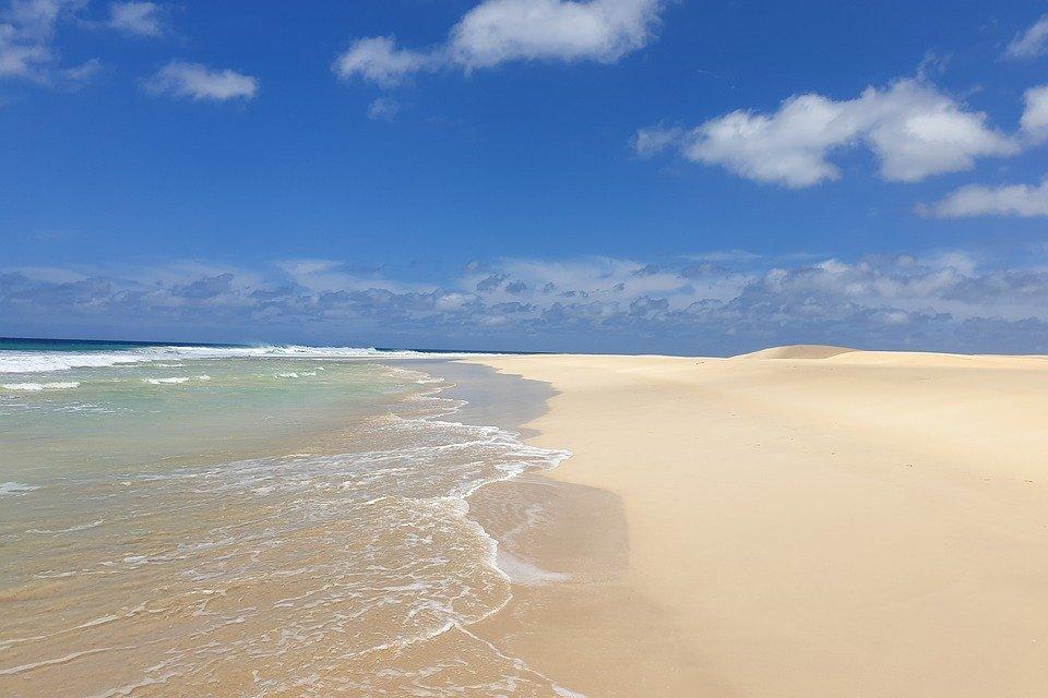 Пляжный отдых в июле